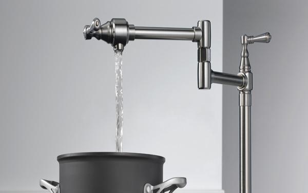 pot filler faucets