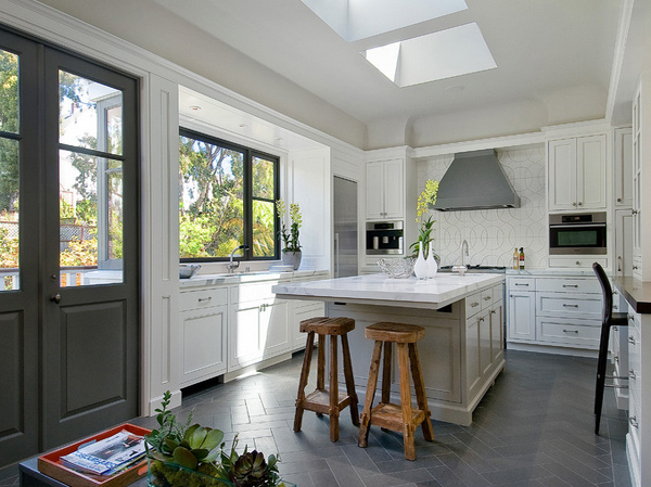 Kitchen Flooring Designs
