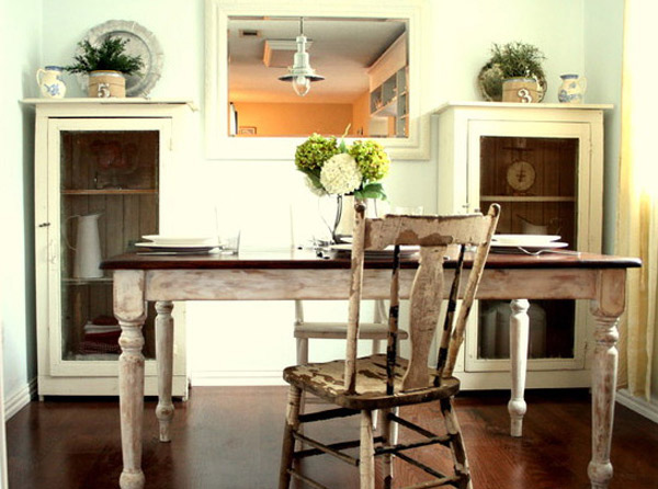 Decor Shabbychic Table