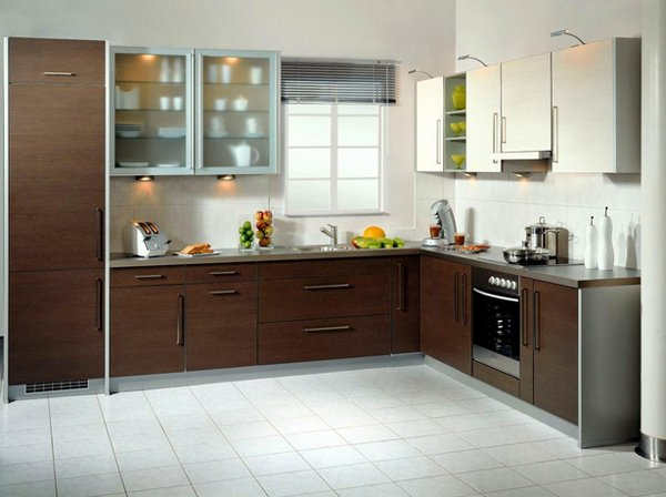 narrow cabinetry