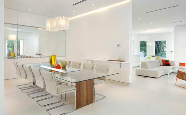 Miami Interior Design - Detailed Minimalism