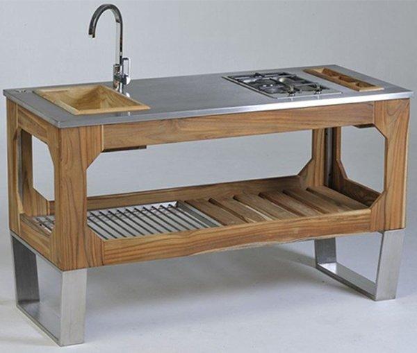 contemporary-modern kitchen